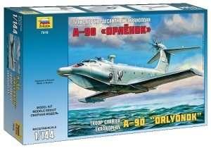 Zvezda 7016 Ekranoplan A-90 Orlyonok