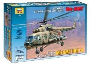 Zvezda 7253 MIL MI-17 Soviet Helicopter