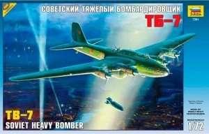 Zvezda 7291 Soviet bomber TB-7