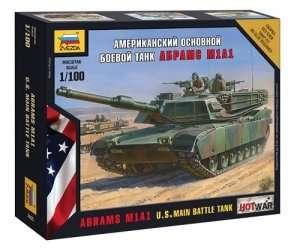 Zvezda 7405 U.S. Main Battle Tank Abrams A1M1