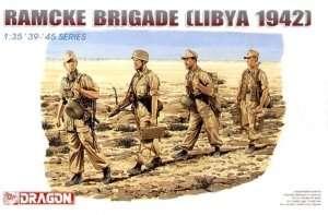 Dragon 6142 Figurki - Ramcke Brigade - Libia 1942