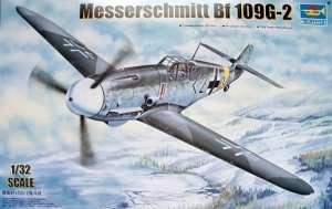 Trumpeter 02294 Messerschmitt Bf109G-2