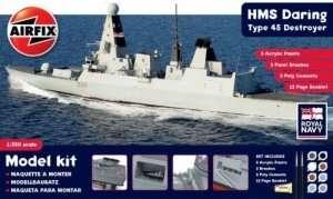 Airfix A50132 Zestaw - HMS Daring Type 45 Destroyer