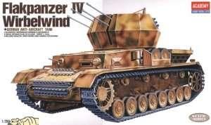 Model Flakpanzer IV Wirbelwind Academy 13236