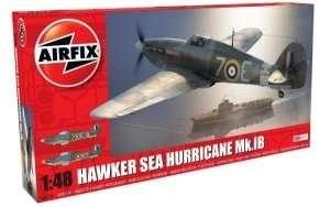 Model myśliwca Hawker Sea Hurricane Mk.I Airifix 05134