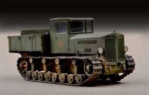 Ciągnik artyleryjski Komintern - model Trumpeter 07120