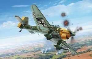 Italeri 2690 model bombowca Junkers Ju 87 B-2 Stuka