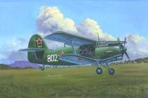 Hobby Boss 81705 Dwupłatowiec Antonov An-2/An-2CX Colt