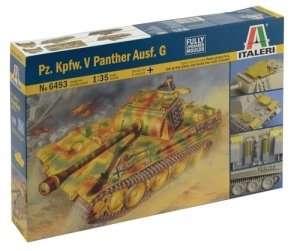 Italeri 6493 Pz.Kpfw.V Panther Ausf. G