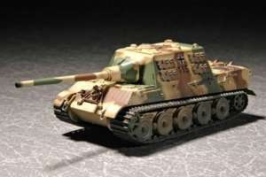 Trumpeter 07293 German Sd.Kfz.186 Jagdtiger with Zimmerit