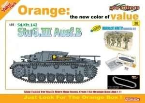 Dragon 9132 StuG. III Ausf.B with Wermacht Infantry