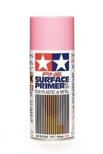 Tamiya 87146 różowa farba podkładowa spray