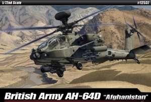 Helikopter Apache AH-64D British Army - Afganistan
