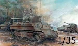 Dragon 6462 czołg USMC M4A2 Late PTO