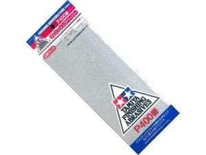 Tamiya 87054 Papier ścierny P400 3 arkusze