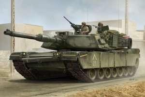 Trumpeter 00926 US M1A1 AIM MBT skala 1-16