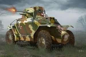 Węgierski pojazd opancerzony 39M CSABA