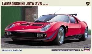 Hasegawa 21214 Lamborghini Jota SVR