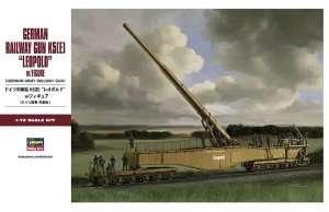 Hasegawa MT58 German Railway Gun K5E Leopold