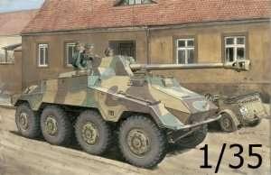 Dragon 6772 Sd.Kfz.234/4 Panzerspahwagen (Premium Edition)