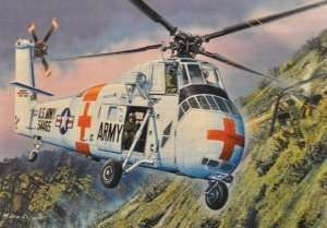 Trumpeter 64103 CH-34 US Army Rescue