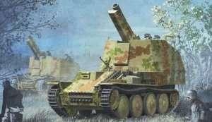 Model Dragon 6429 Sd.Kfz. 138/1 Geschutzwagen 38 M fur s.IG.33/2