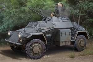Pojazd opancerzony Sd.Kfz.222 Leichter Panzerspahwagen Hobby Boss 83815
