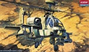 Academy 12262 Helikopter do sklejania AH-64A Apache