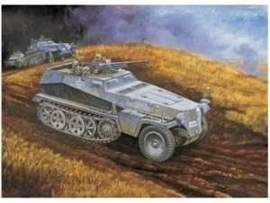 Dragon 6139 Sd.Kfz. 250/10 w/3.7cm PAK