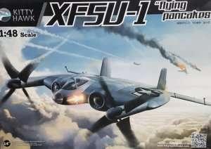 Kitty Hawk KH80135 XF5U-1 Flying Pancakes