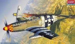 Model Academy 12464 P-51B Mustang