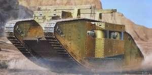 MB 72004 MK I Female British Tank WWI - Strefa Gazy