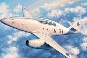 Model myśliwca Me 262 B-1a/CS-92 Hobby Boss 80380