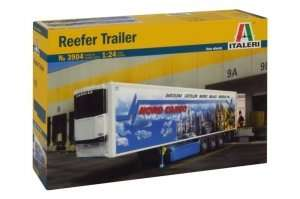 Italeri 3904 Reefer Trailer