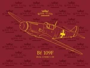 Eduard R0014 Bf 109F Dual Combo