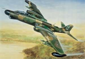 Italeri 0174 B-57G Night Hawk