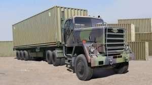 Model Trumpeter 01015 Ciężarówka M915