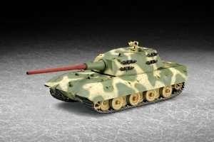 Model czołgu E-100 Trumpeter 07121