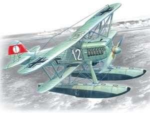 ICM 72192 Niemiecki wodnosamolot myśliwski He 51B-2