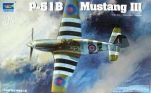 Trumpeter 02283 RAF Mustang Mk. III