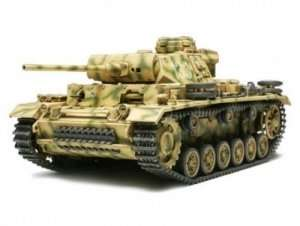 Tamiya 32524 Panzerkampfwagen III Ausf.L