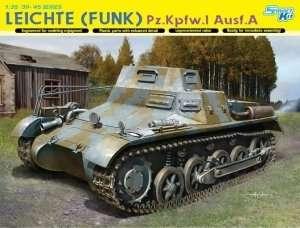 Model Dragon 6591 lekki czołg zwiadowczy PZ.I ausf. A