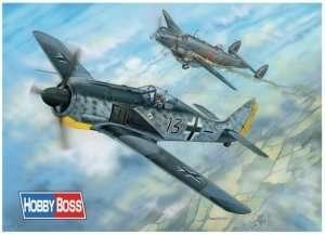 Model Focke Wulf FW 190A-5 skala 1:18 Hobby Boss 81802