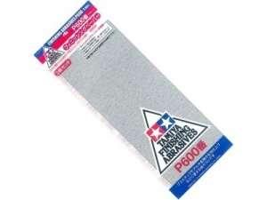Tamiya 87055 Papier ścierny P600 3 arkusze