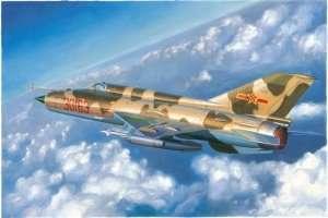 Trumpeter 02864 J-7C/J-7D Fighter
