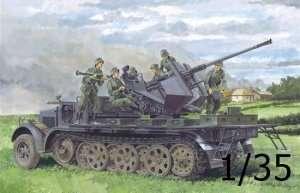 Dragon 6541 Sd.Kfz.7/2 3.7cm FLAK 36