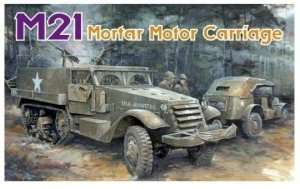 Dragon 6362 M21 Mortar Motor Carriage