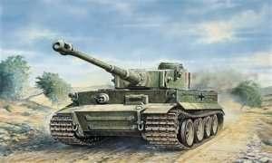 Italeri 0286 czołg Tiger I Ausf.E/H1