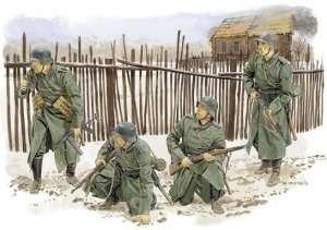 Dragon 6190 Figurki - Front Zimowy - Moskwa 1941