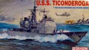 Dragon 7018 U.S.S. Ticonderoga